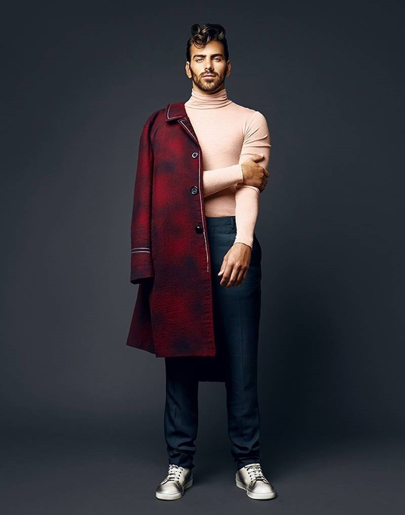 FASHION PHOTOGRAPHY Nyle DiMarco for Prestige Hong Kong, Fall 2016. www.imageamplified.com, Image Amplified (6)