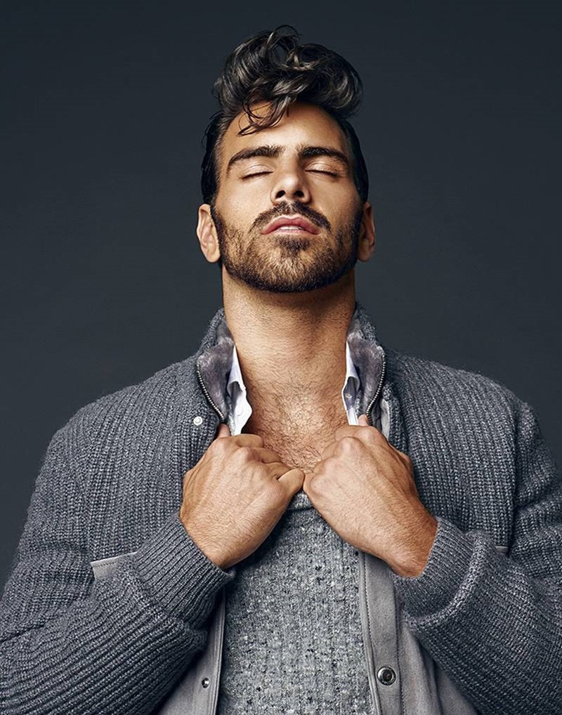FASHION PHOTOGRAPHY Nyle DiMarco for Prestige Hong Kong, Fall 2016. www.imageamplified.com, Image Amplified (7)