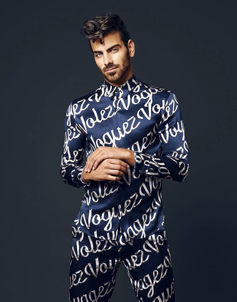 FASHION PHOTOGRAPHY Nyle DiMarco for Prestige Hong Kong, Fall 2016. www.imageamplified.com, Image Amplified (10)