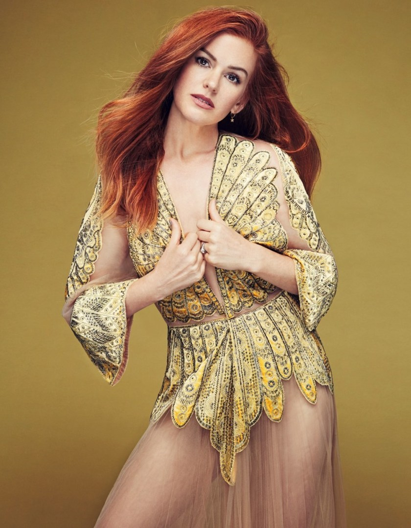 GLAMOUR MEXICO Isla Fisher by Rachell Smith. Christina Baker, October 2016, www.imageamplified.com, Image Amplified (2)