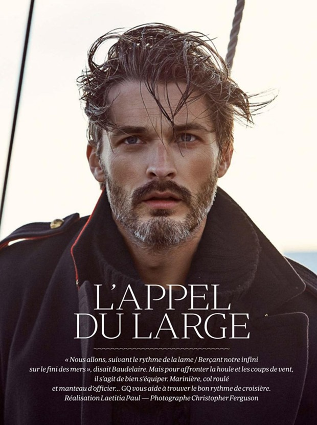 GQ FRANCE Ben Hill by Christopher Ferguson. Laetitia Paul, October 2016, www.imageamplified.com, Image Amplified11