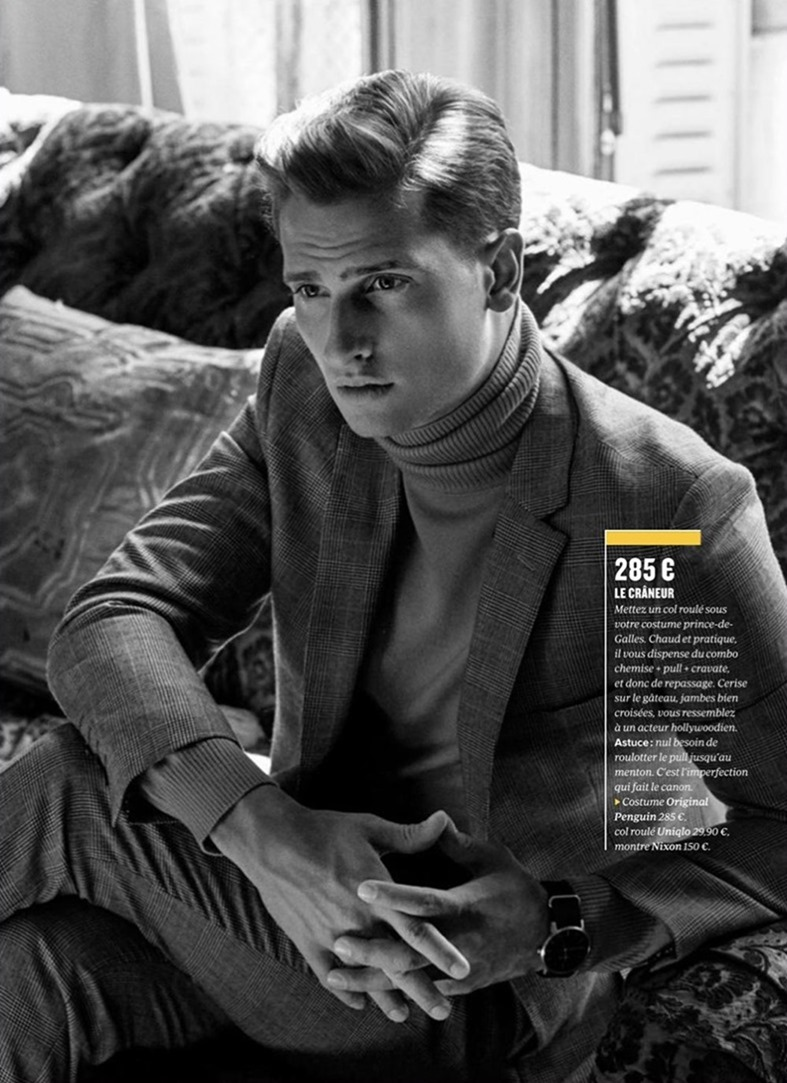 GQ FRANCE Tom Warren by Arnaldo Anaya-Lucca. Jacqueline de Cossette, Fall 2016, www.imageamplified.com, Image Amplified (4)