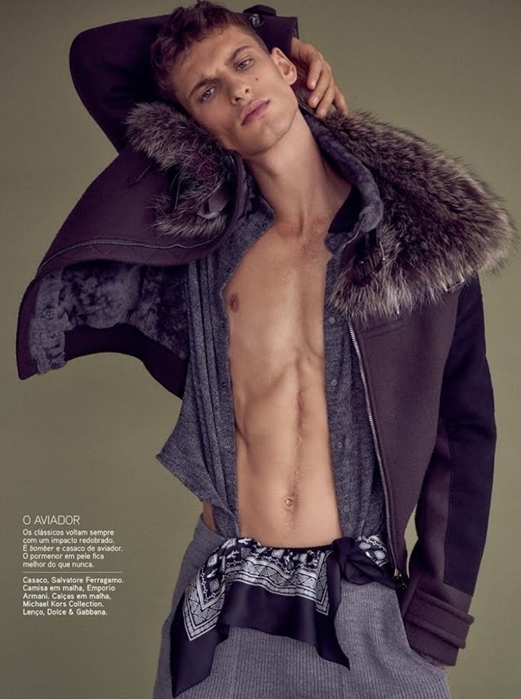 GQ PORTUGAL David Trulik by Branislav Simoncik. Fall 2016, www.imageamplified.com, Image Amplified12