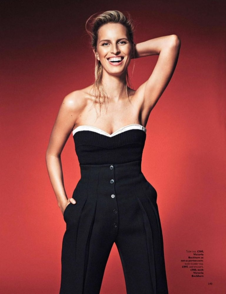 GRAZIA UK Karolina Kurkova by Alex Bramall. Natalie Wansbrough Jones, September 2016, www.imageamplified.com, Image Amplified (3)
