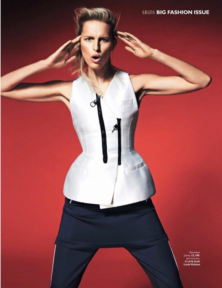 GRAZIA UK Karolina Kurkova by Alex Bramall. Natalie Wansbrough Jones, September 2016, www.imageamplified.com, Image Amplified (13)