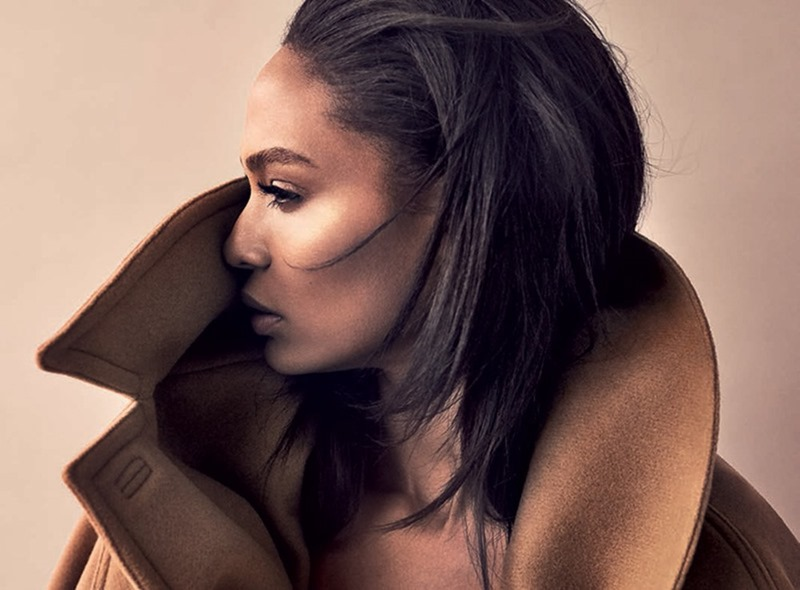 HARPER'S BAZAAR GERMANY Joan Smalls by Marcus Ohlsson. Kerstin Schneider, November 2016, www.imageamplified.com, Image Amplified3