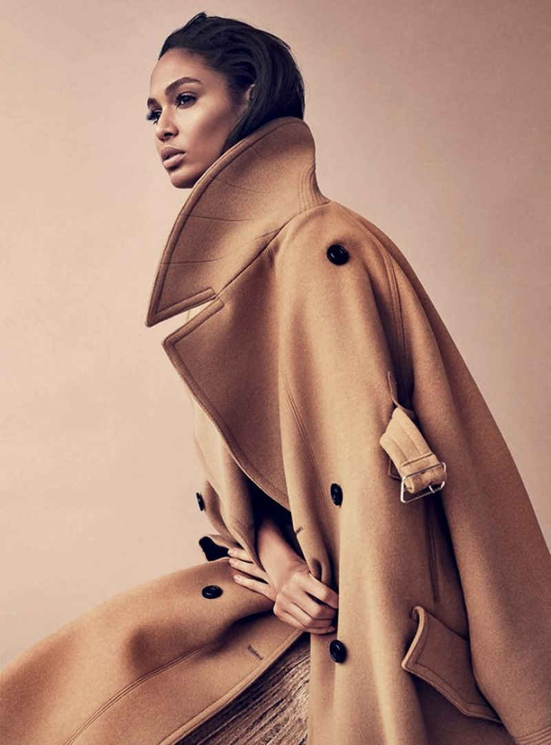 HARPER'S BAZAAR GERMANY Joan Smalls by Marcus Ohlsson. Kerstin Schneider, November 2016, www.imageamplified.com, Image Amplified5