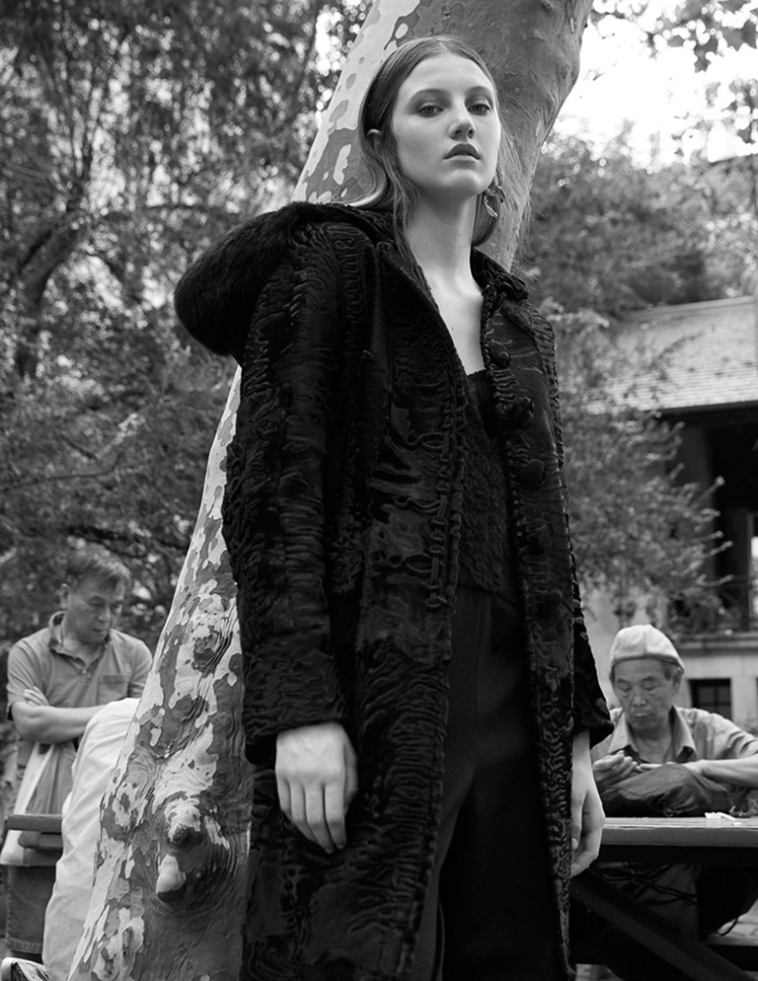 HARPER'S BAZAAR KAZAKHSTAN Emma Harris by jacob Sandrak & Carrol Cruz. Aki Maesato, November 2016, www.imageamplified.com, Image Amplified5