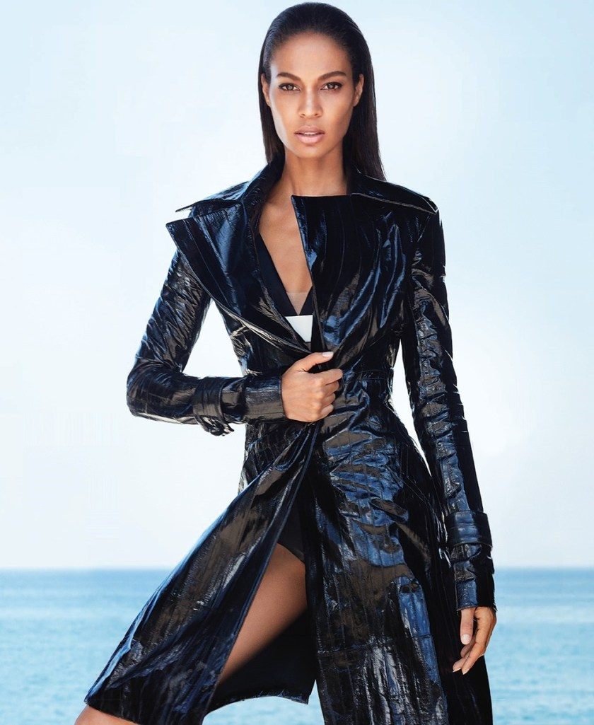 HARPER'S BAZAAR SPAIN Joan Smalls by Txema Yeste. Juan Cebrian, October 2016, www.imageamplified.com, Image Amplified1