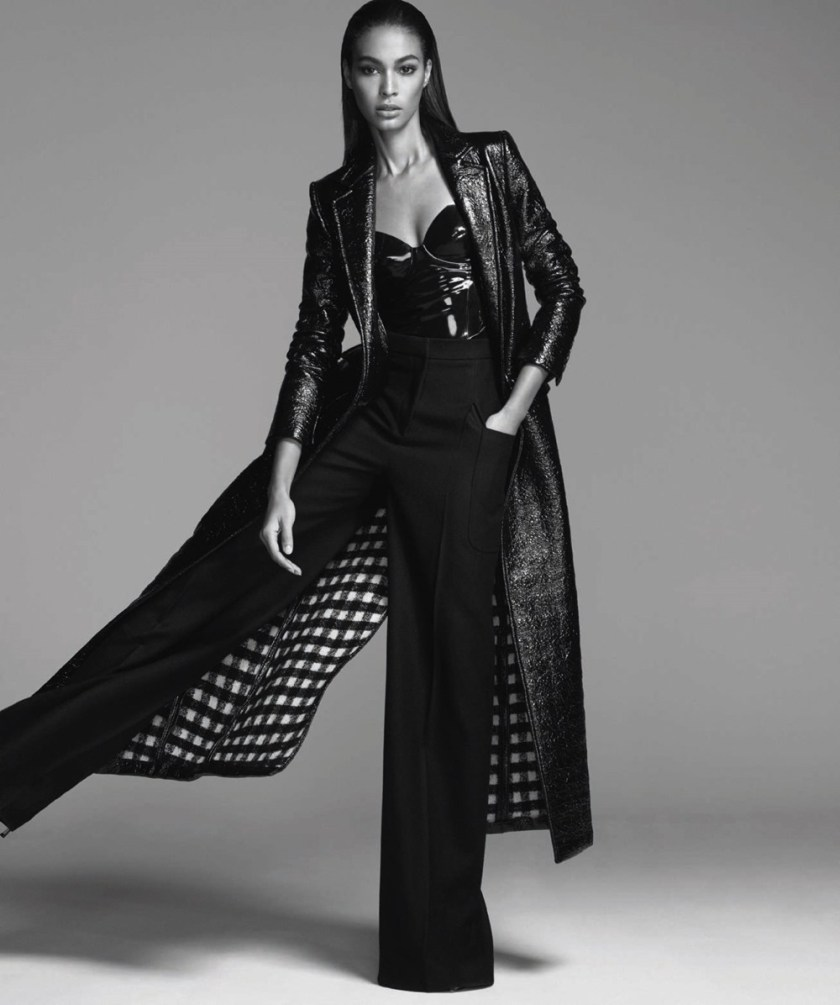 HARPER'S BAZAAR SPAIN Joan Smalls by Txema Yeste. Juan Cebrian, October 2016, www.imageamplified.com, Image Amplified7