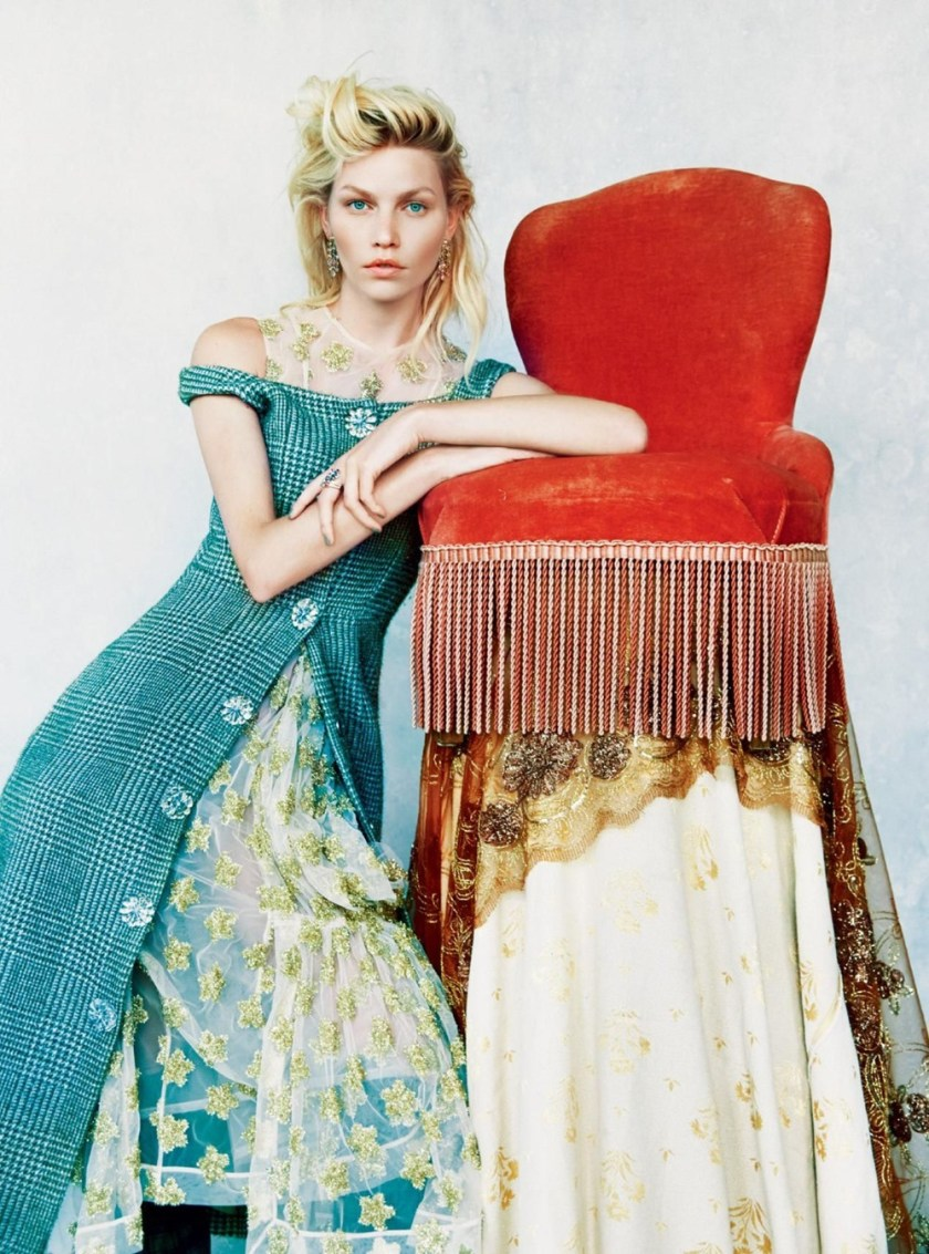 HARPER'S BAZAAR UK Aline Weber by Erik Madigan Heck. Charlie Harrington, November 2016, www.imageamplified.com, Image Amplified (11)