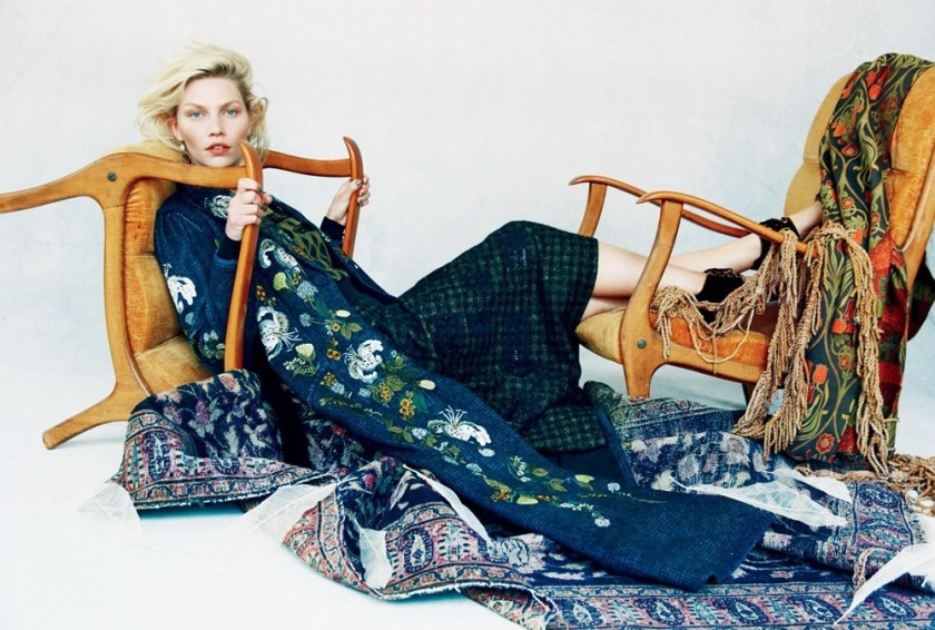HARPER'S BAZAAR UK Aline Weber by Erik Madigan Heck. Charlie Harrington, November 2016, www.imageamplified.com, Image Amplified (13)