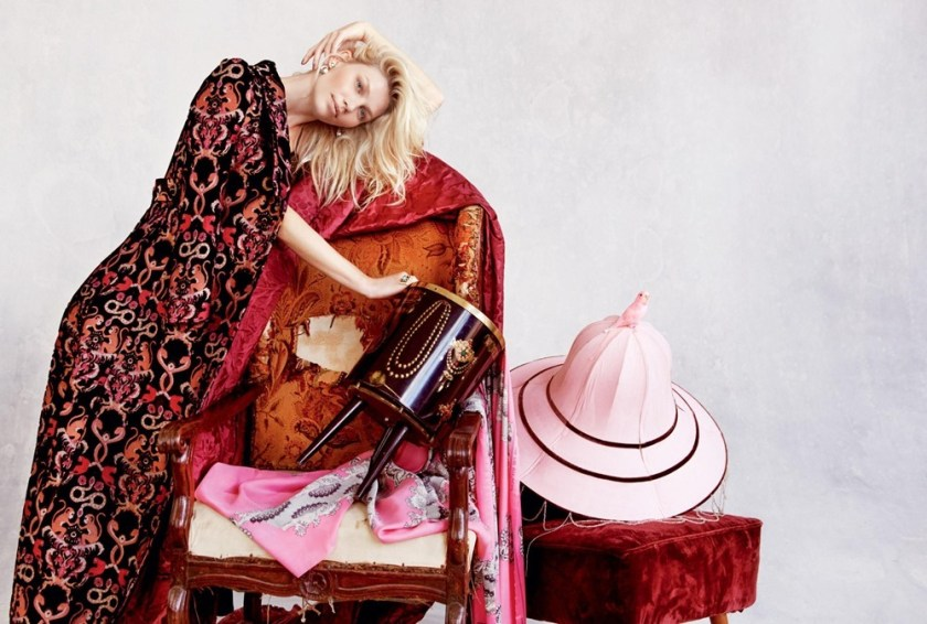 HARPER'S BAZAAR UK Aline Weber by Erik Madigan Heck. Charlie Harrington, November 2016, www.imageamplified.com, Image Amplified (6)