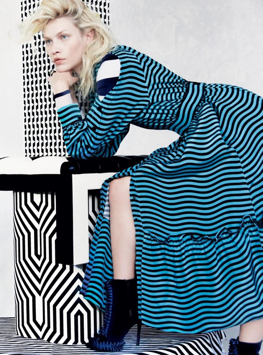 HARPER'S BAZAAR UK Aline Weber by Erik Madigan Heck. Charlie Harrington, November 2016, www.imageamplified.com, Image Amplified (7)