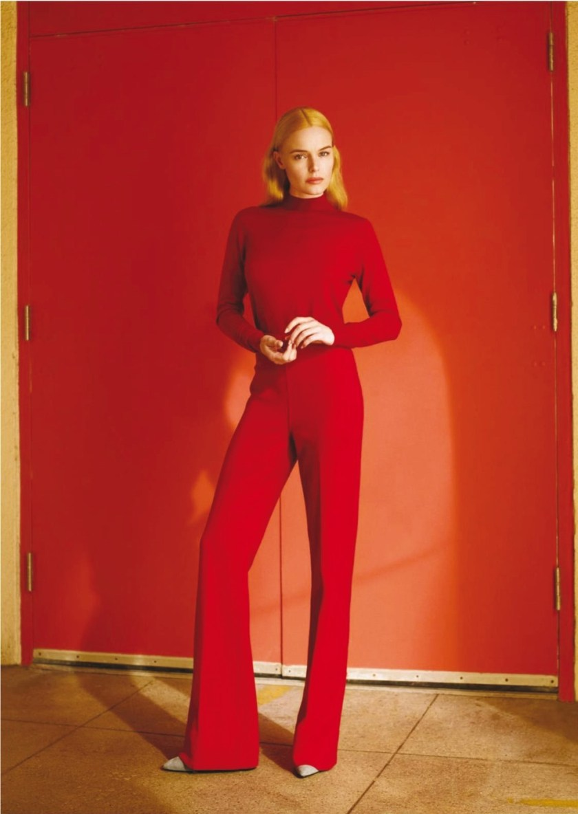 INSTYLE MAGAZINE Kate Bosworth by Thomas Whiteside. Melissa Rubini, November 2016, www.imageamplified.com, Image Amplified2