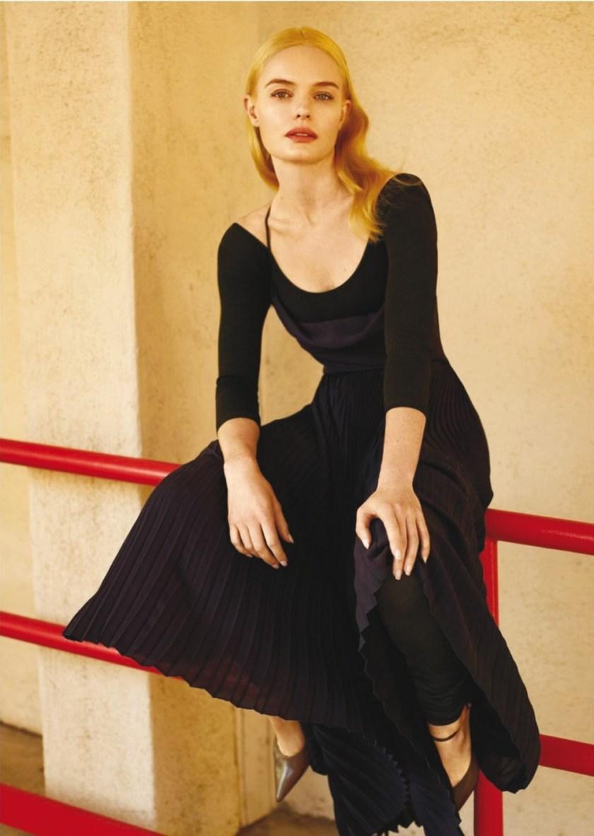 INSTYLE MAGAZINE Kate Bosworth by Thomas Whiteside. Melissa Rubini, November 2016, www.imageamplified.com, Image Amplified5