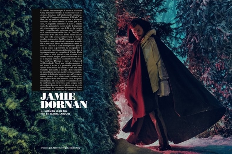 L'UOMO VOGUE Jamie Dornan by Norman Jean Roy. Robert Rabensteiner, October 2016, www.imageamplified.com, Image Amplified (3)