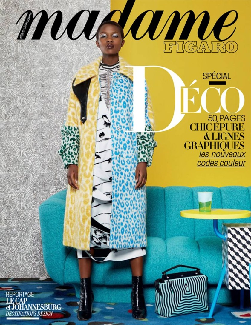 MADAME FIGARO Aliane Uwimana by Omar Victor Diop. Carole Matray, October 2016, www.imageamplified.com, Image Amplified1