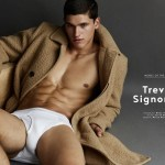 MODELS.COM: Trevor Signorino by Greg Vaughan