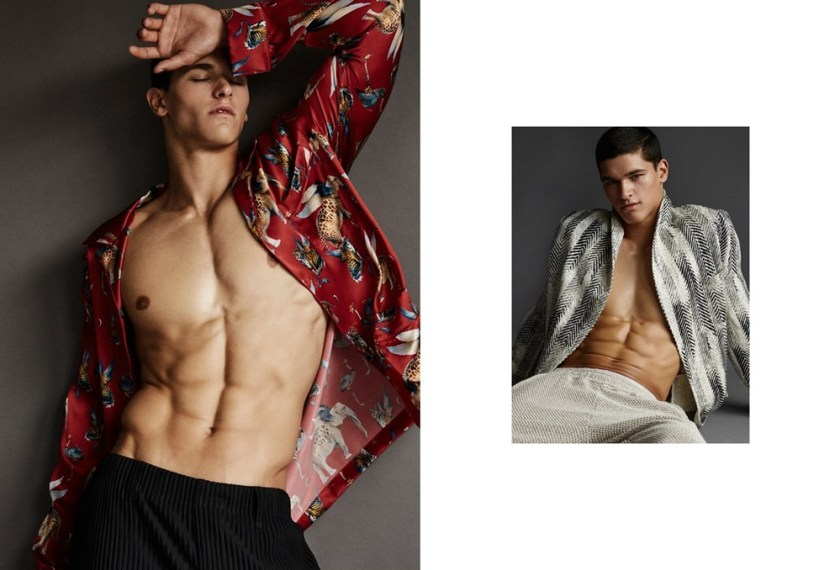 MODELS.COM Trevor Signorino by Greg Vaughan. Javon Drake, Fall 2016, www.imageamplified.com, Image Amplified6