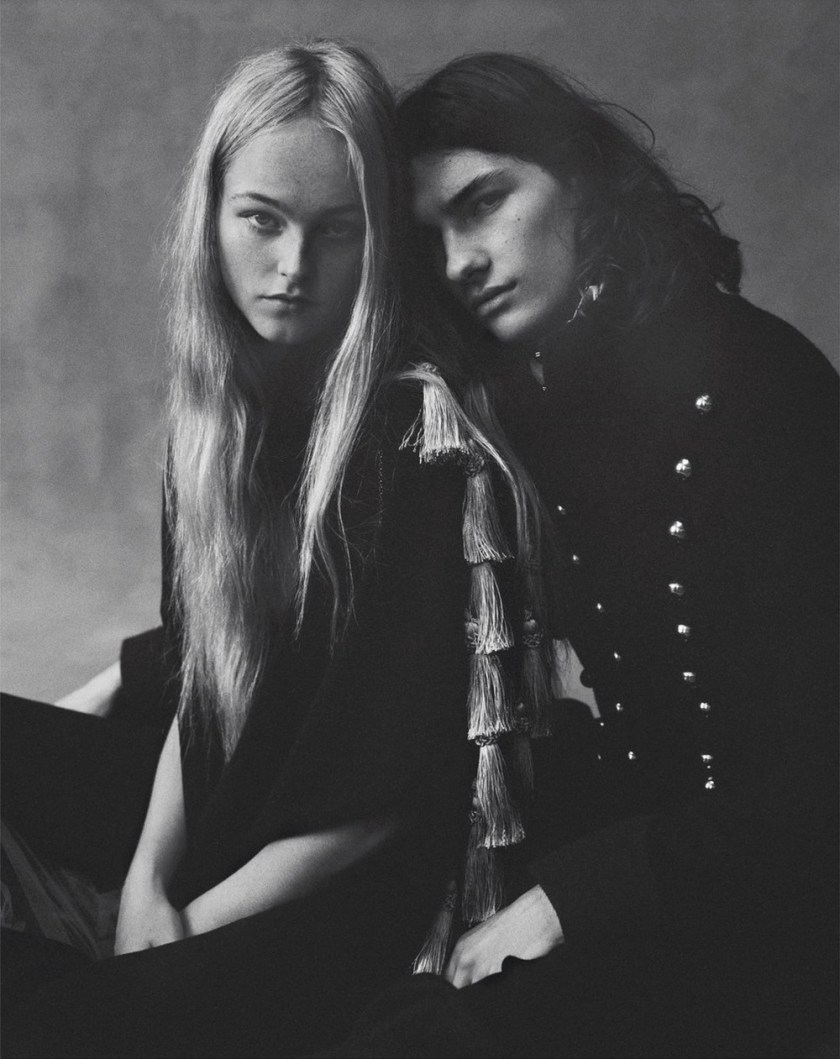 MODERN WEEKLY CHINA Jean Campbell & Alex Dragulele by Ben Weller. Klaire Chen, October 2016, www.imageamplified.com, Image Amplified (9)