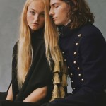 MODERN WEEKLY CHINA: Jean Campbell & Alex Dragulele by Ben Weller