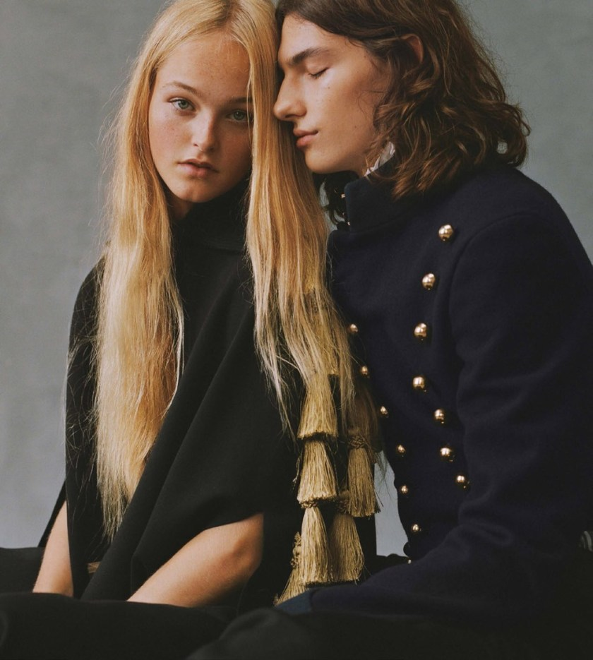 MODERN WEEKLY CHINA Jean Campbell & Alex Dragulele by Ben Weller. Klaire Chen, October 2016, www.imageamplified.com, Image Amplified (1)