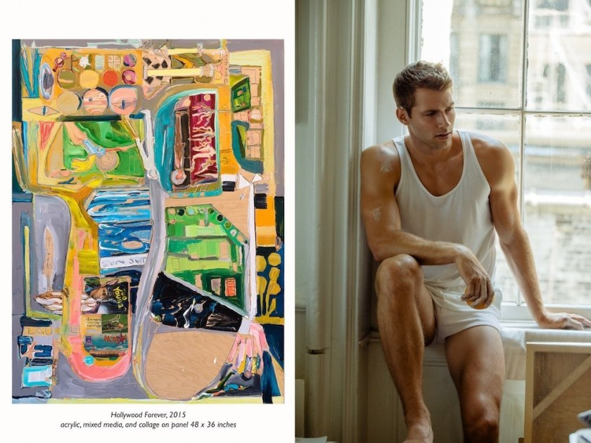 OUT MAGAZINE Kacey CArrig by Hard Cider New York. Brad Greenwood, Fall 2016, www.imageamplified.com, Image Amplified3