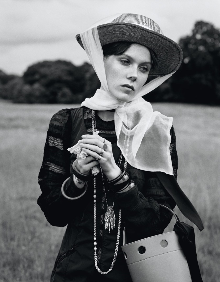 SELF SERVICE MAGAZINE Fall 2016 by Alasdair McLellan, www.imageamplified.com, image Amplified4