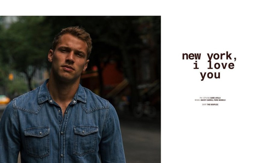TYPEFACE MAGAZINE Kacey Carrig by Gabs Ayala. Fall 2016, www.imageamplified.com, Image Amplified1