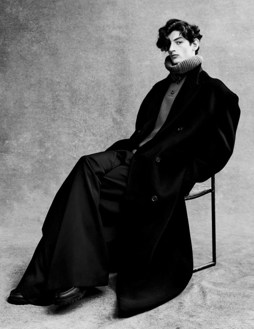 VOGUE HOMMES Faces by Solve Sundsbo. Anastasia Barbieri, Fall 2016, www.imageamplified.com, Image Amplified (7)