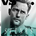 VS. MAGAZINE: Alexander Skarsgard by Hunter & Gatti