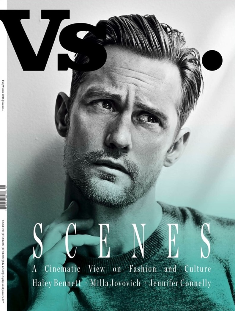 VS. MAGAZINE Alexander Skarsgard by Hunter & Gatti. Alicia Lombardini, Fall 2016, www.imageamplified.com, Image Amplified (2)