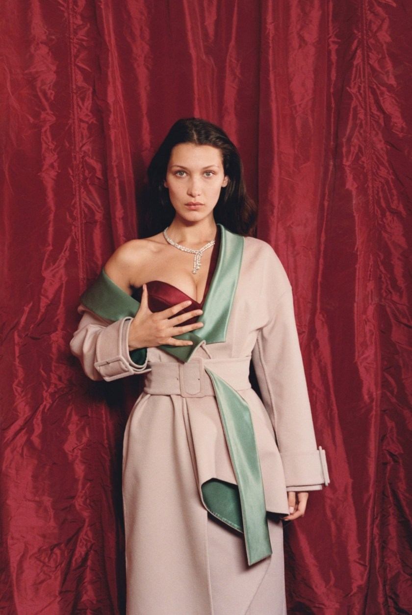 W MAGAZINE Bella Hadid by Venetia Scott. Edward Enninful, October 2016, www.imageamplified.com, Image Amplified10
