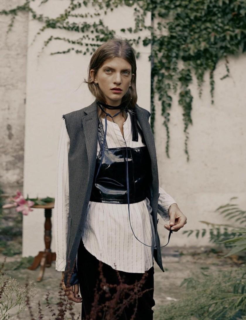 AMICA MAGAZINE Caterina Ravaglia by Fanny Latour-Lambert. Silvia Gabrielli, November 2016, www.imageamplified.com, Image Amplified10