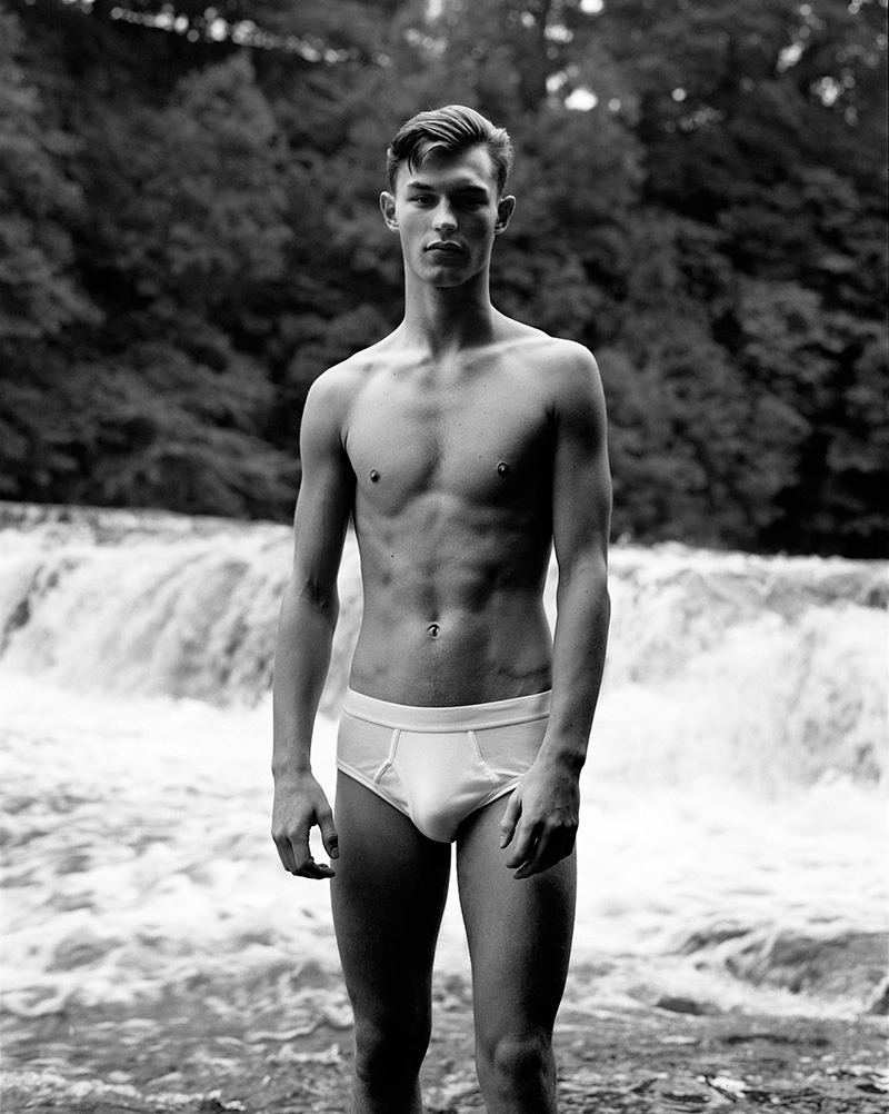 ARENA HOMME  MAGAZINE Julian Schneider, Mitchell Slaggert, Kit Butler & Max Overshiner by Alasdair McLellan. Benjamin Bruno, Fall 2016, www.imageamplified.com, Image Amplified7