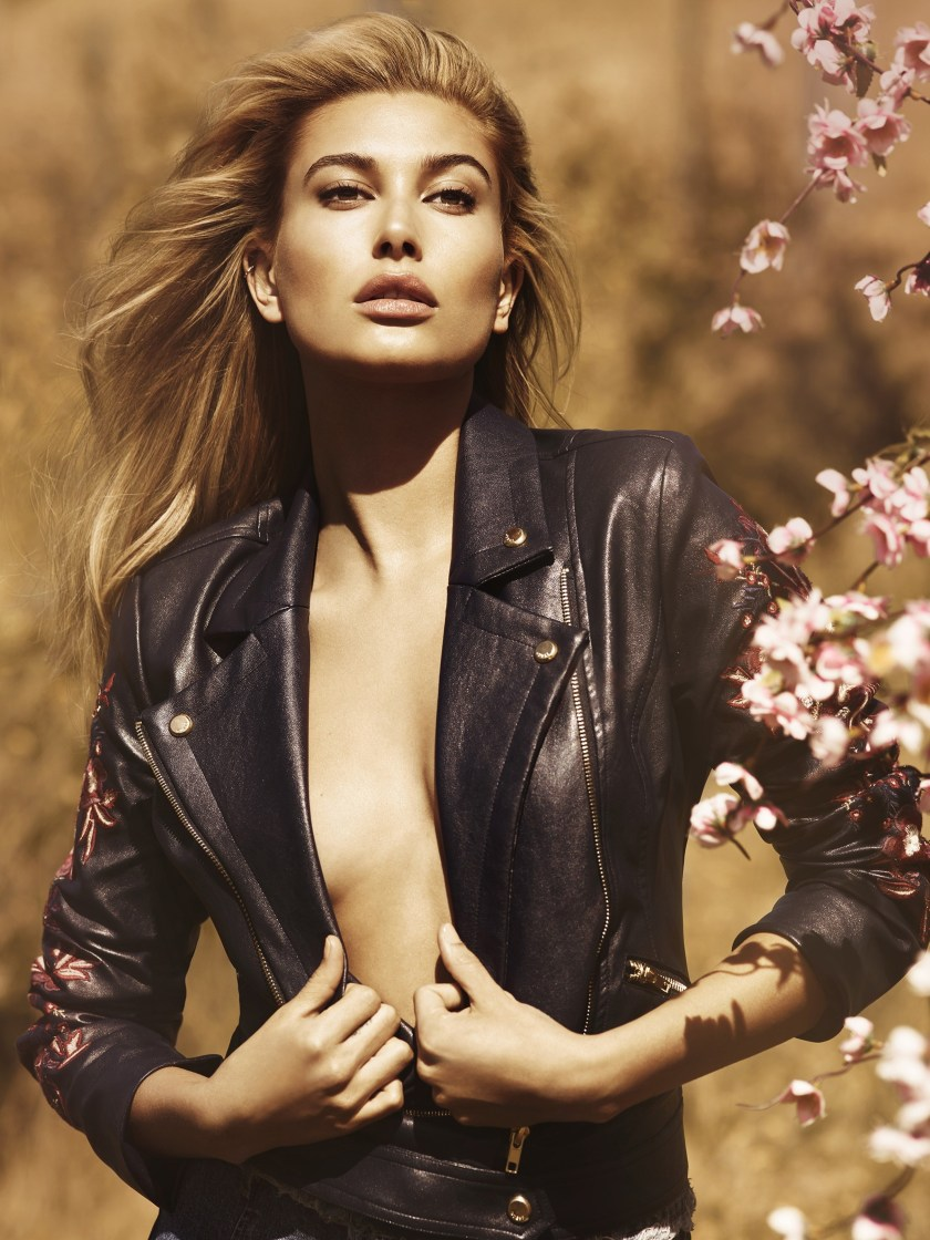 CAMPAIGN Hailey Baldwin for Guess Fall 2016 by Rayan Ayash. Elizabetta Massari, www.imageamplified.com, Image Amplified12
