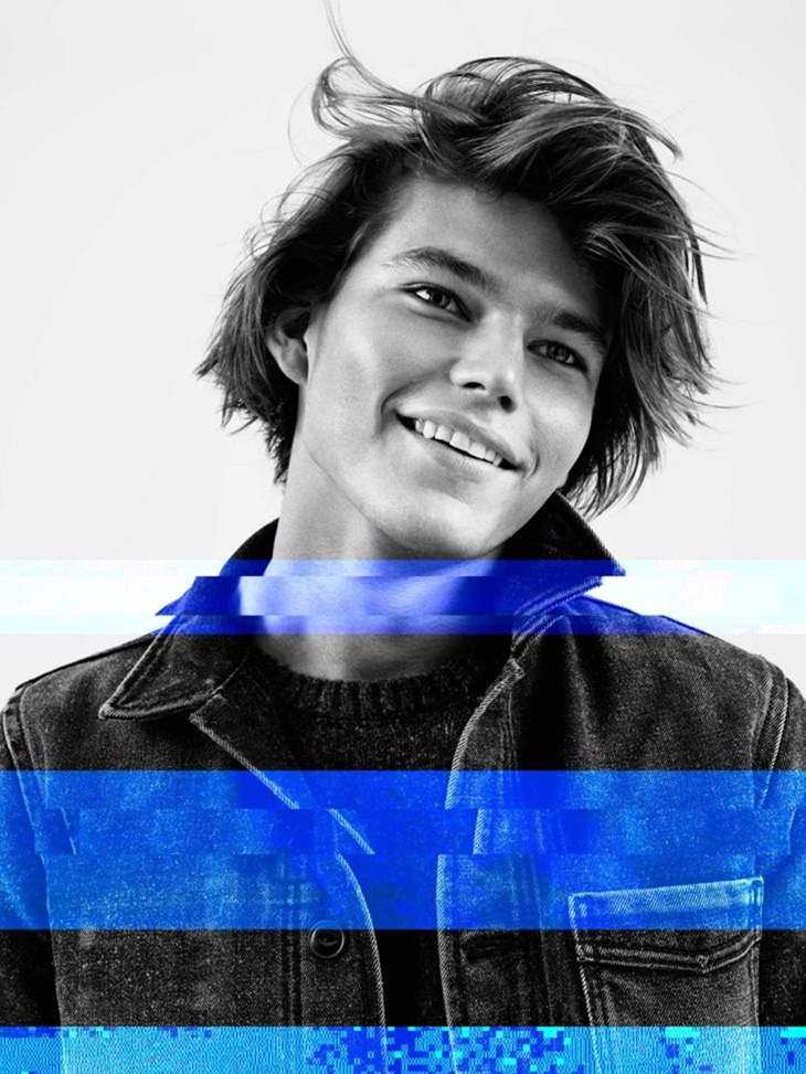 CAMPAIGN Jordan Barrett for Pepe Jeans Fall 2016 by Scott Trindle. www.imageamplified.com, Image Amplified (1)
