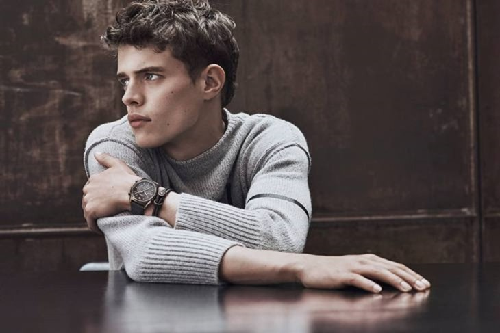 CAMPAIGN Jordy Baan for Emporio Armani Fall 2016 by Lachlan Bailey. Geraldine Saglio, www.imageamplified.com, Image Amplified (7)