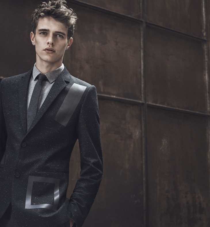 CAMPAIGN Jordy Baan for Emporio Armani Fall 2016 by Lachlan Bailey. Geraldine Saglio, www.imageamplified.com, Image Amplified (1)