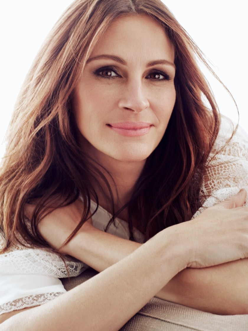 CAMPAIGN: Julia Roberts for Lancome 2016 by Alexi ...