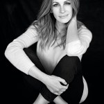 CAMPAIGN: Julia Roberts for Lancome 2016 by Carter Smith