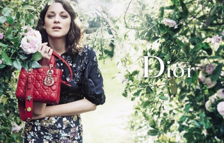 CAMPAIGN Marion Cotillard for Lady Dior Resort 2017 by Craig McDean. www.imageamplified.com, Image Amplified (3)