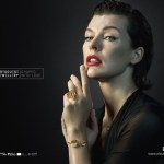 CAMPAIGN: Milla Jovovich for Portuguese Jewellery 2016