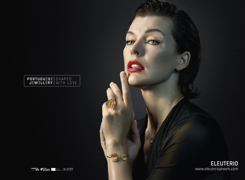 CAMPAIGN Milla Jovovich for Portuguese Jewellery 2016. www.imageamplified.com, Image Amplified1