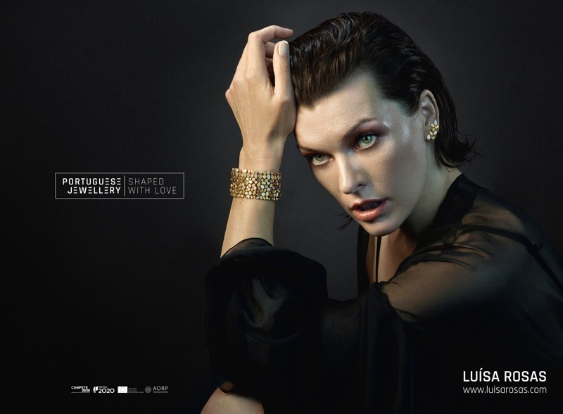CAMPAIGN Milla Jovovich for Portuguese Jewellery 2016. www.imageamplified.com, Image Amplified3