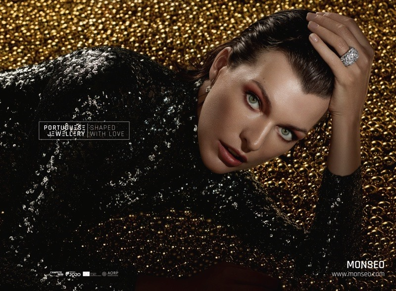 CAMPAIGN Milla Jovovich for Portuguese Jewellery 2016. www.imageamplified.com, Image Amplified5