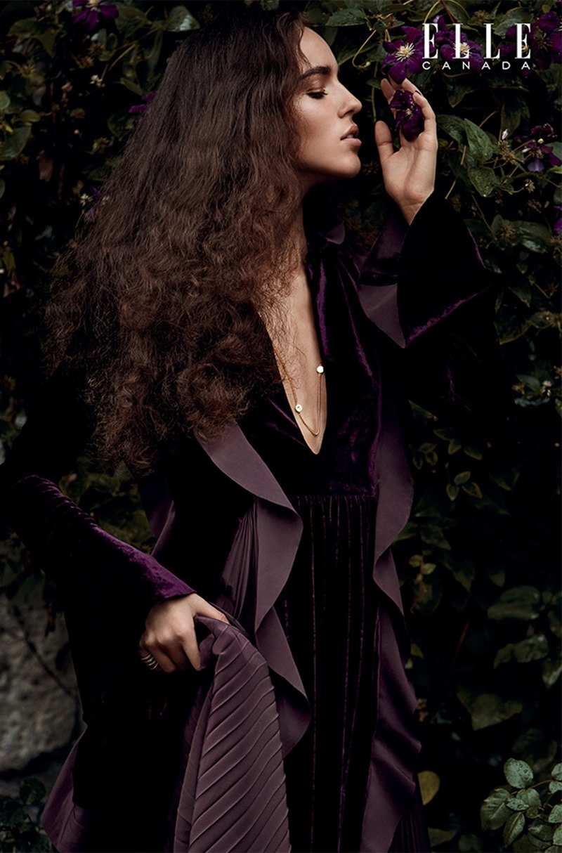 ELLE CANADA Emma Arruda by Owen Bruce. Juliana Schiavinatto, December 2016, www.imageamplified.com, Image Amplified (4)