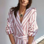 ELLE ITALIA: Lily Aldridge by Matt Jones