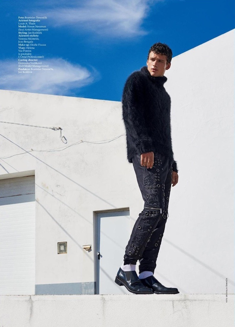 ELLE MAN CZECH Simon Nessman by Branislav Simoncik. Jan Kralicek, Fall 2016, www.imageamplified.com, Image Amplified7